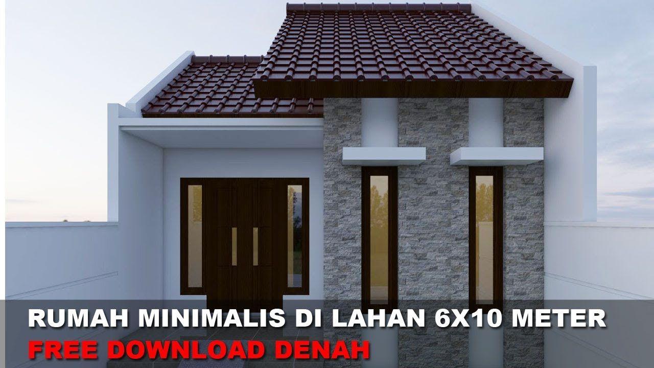 Rumah Minimalis 6x10 Rumah Minimalis Rumah Minimalis