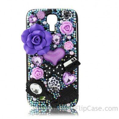 Galaxy S4 Crystal Case