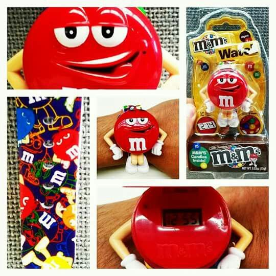 M & M time