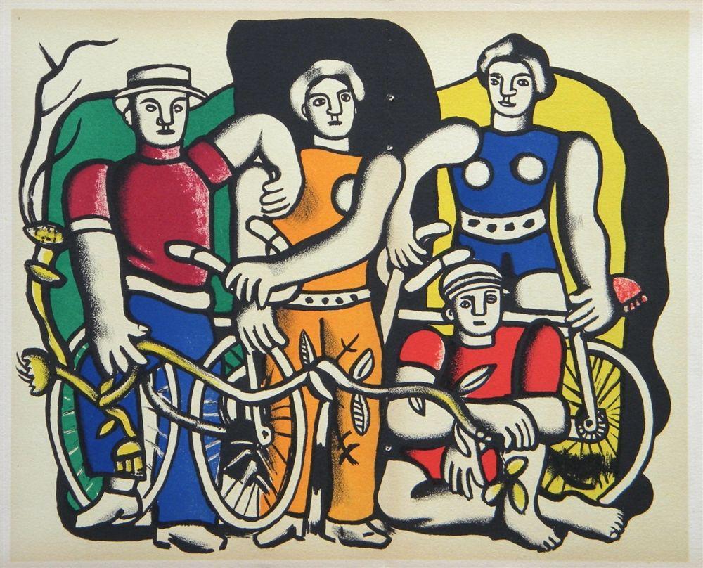 Fernand Léger - La Belle Equipe