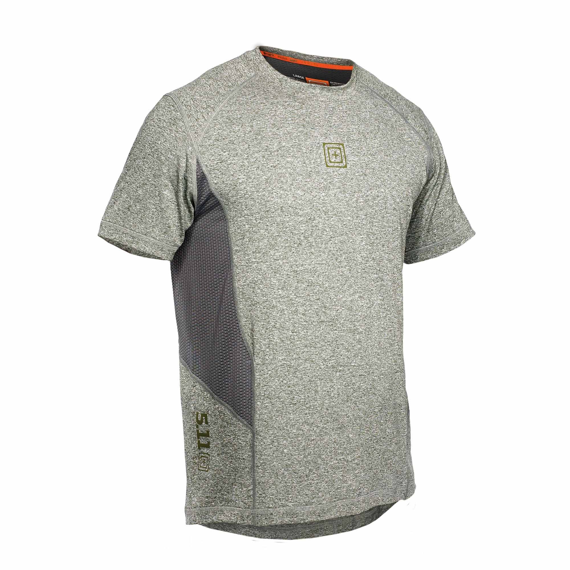 9a41a62e 5.11 RECON Performance Short Sleeve Fitness Shirt | 5.11 Tactical ...