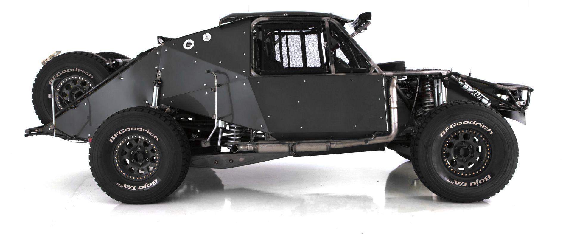 KINETIK RACE VEHICLES - Trophy Truck