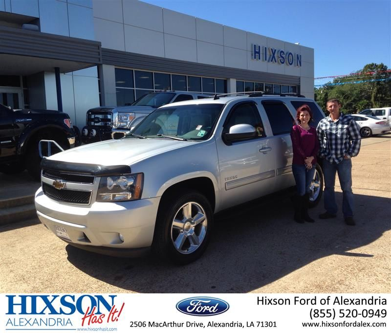 HappyBirthday to Leslie from Andrew Montreuil at Hixson