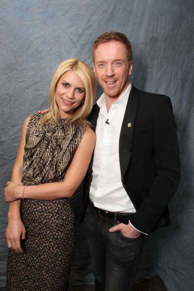 Claire Danes and Damien Lewis from Homeland | Celebs ...