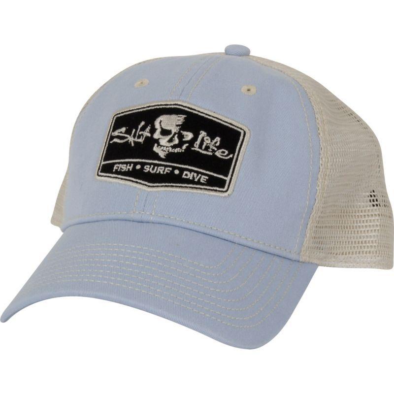 60d3c6bdf8a Salt Life Men s Trifecta Mesh Hat