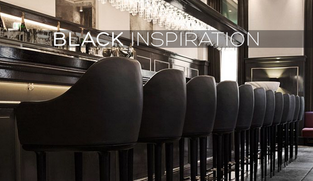 Black Inspiration (A mixture of Sandler Seating and non Sandler Seating images)