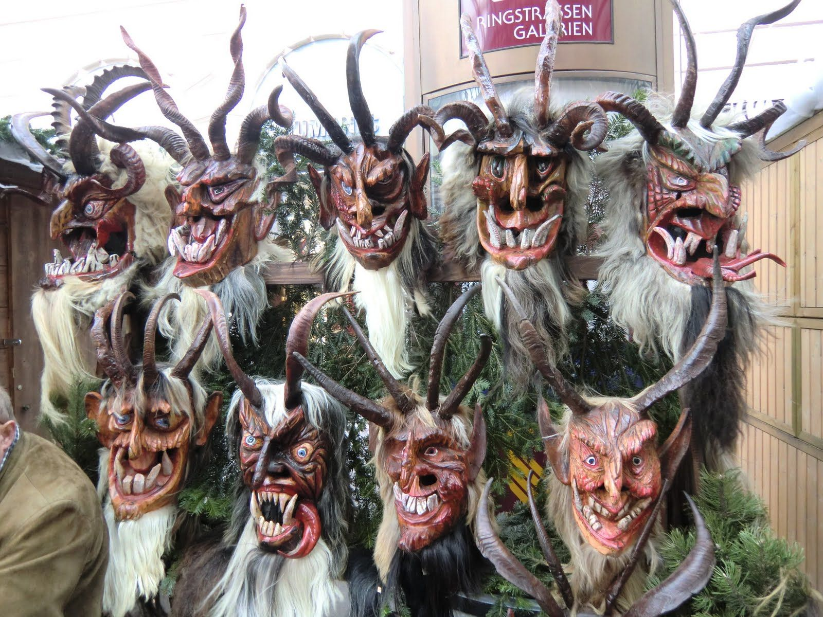 Frau Perchta | Mythos: Christmas Companions | Pinterest | Folklore