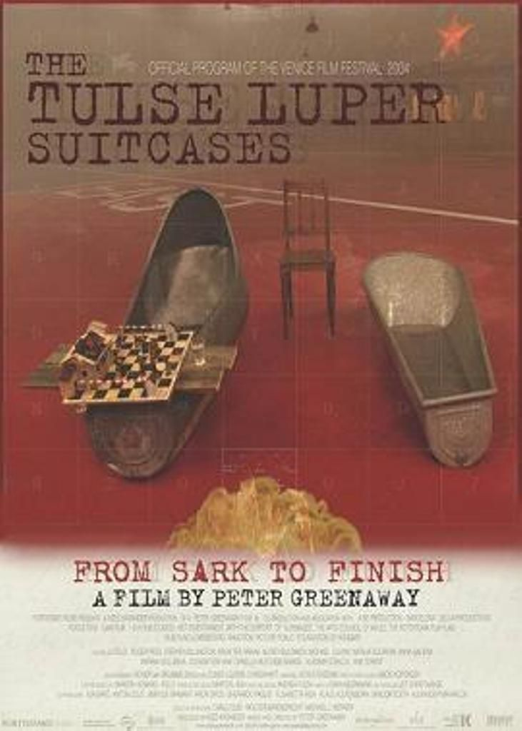 Watch The Tulse Luper Suitcases, Part 3: From Sark to the Finish Full-Movie Streaming
