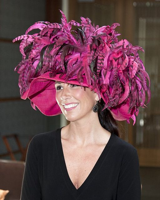 Hats Off: The IMA Fashion Arts Society's Inaugural Hat Luncheon | Flickr - Photo Sharing!