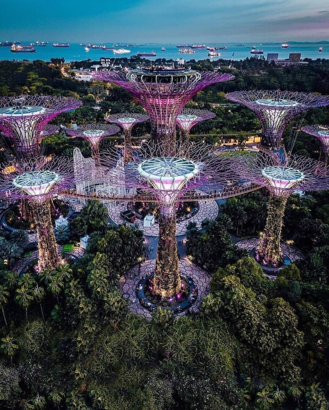 Stunning Architecture Singapore Photo Kevouthere Congrats