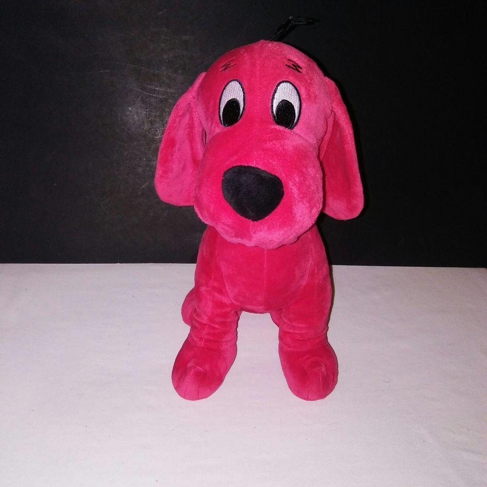 3ebf69f3a71e5 Kohls Cares for Kids Clifford the Big Red Dog Stuffed Plush Dog 13 ...