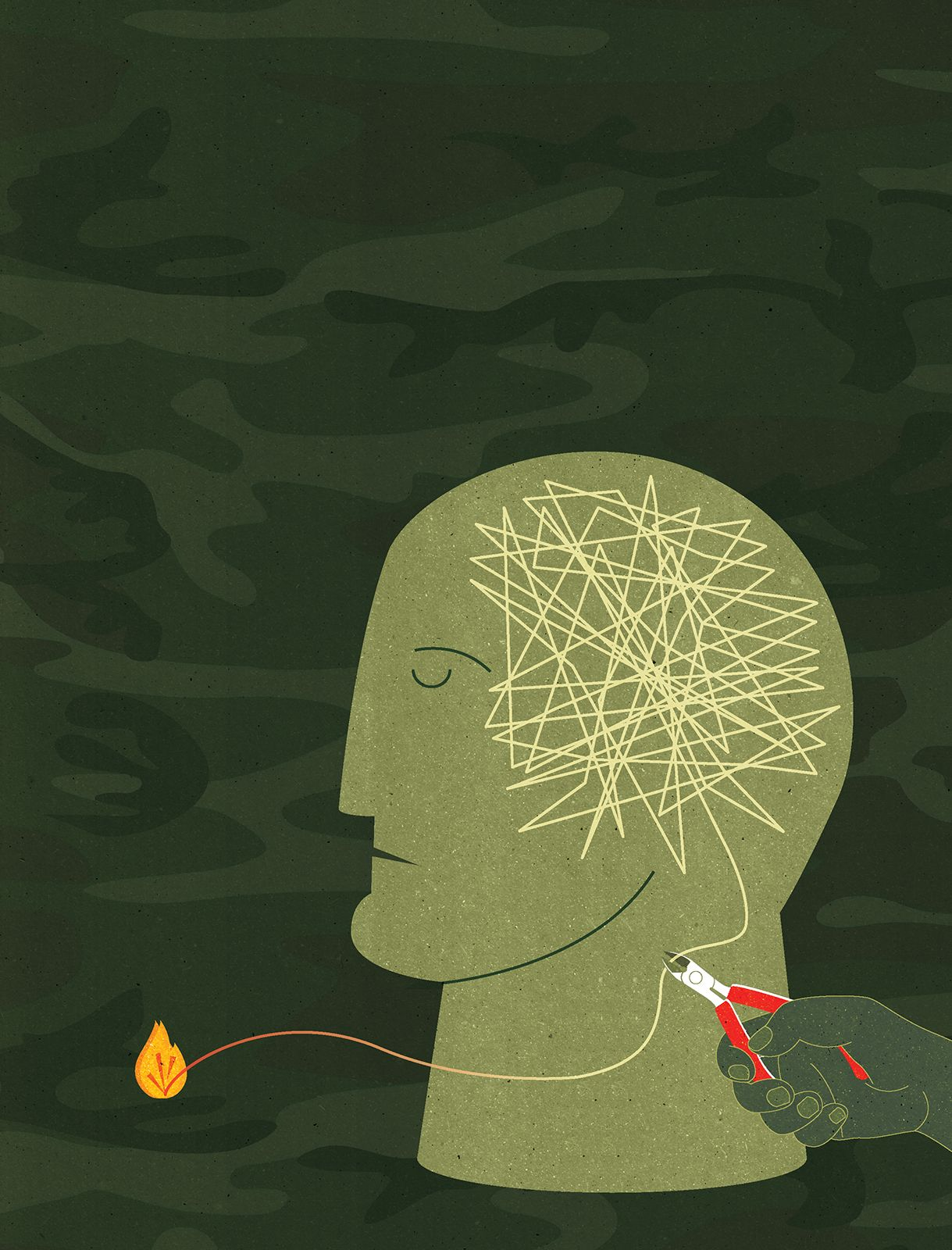 kotryna zukauskaite military officers association of america kotryna zukauskaite military officers association of america defusing post traumatic syndrome cover feature illustrations