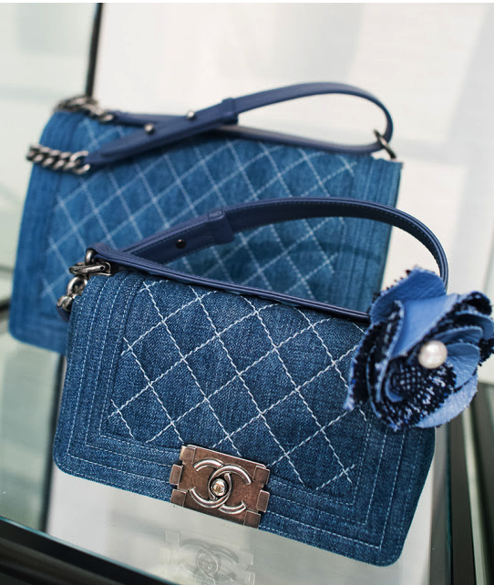 Chanel Denim Bags 3