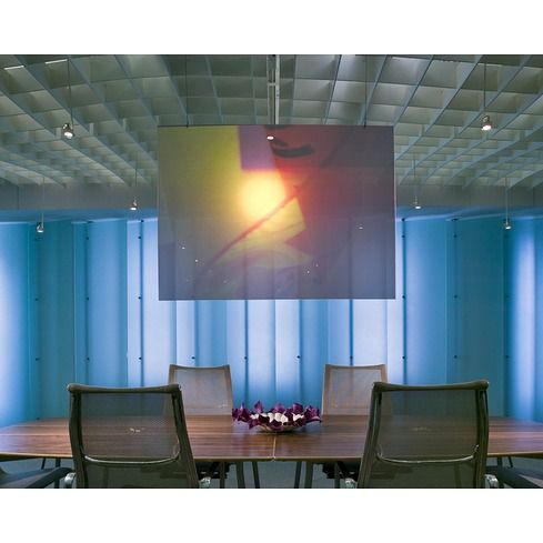 Product Images   Herman Miller Conference Area With Eames Aluminum Group  Chairs, Chicago Showroom
