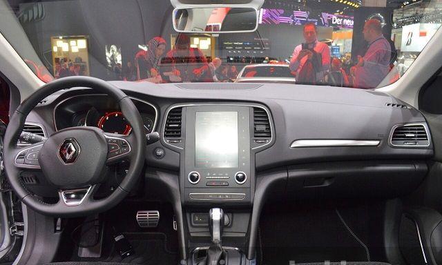 2017 Renault Scenic - interior   2017 Nissan   Pinterest   Nissan ...