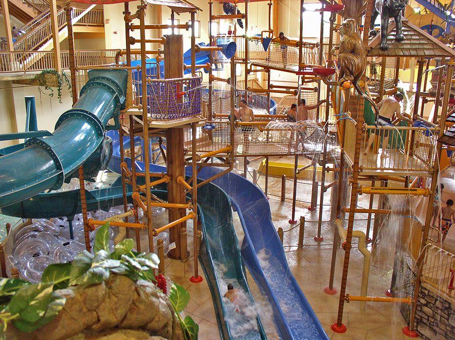 Chula Vista Rv Resort Special: Lost Rios Indoor Waterpark