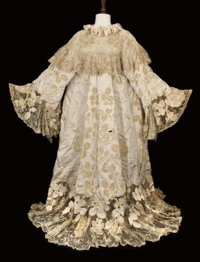 Worth evening coat, 1880's
