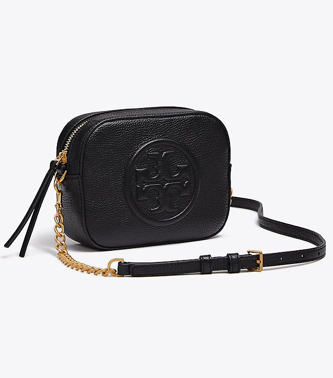 318ea3ae4830 Tory Burch Limited Edition Mini Crossbody in Black ~ Today's Fashion Item