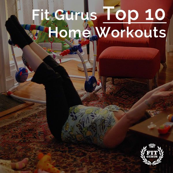Getting to the gym to complete the next workout your personal trainer suggested can be tough after a long day in the office. But don't let that be your setback to reaching your weight loss goals. Here are some home workouts to keep you on the right track.
