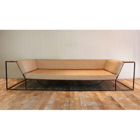 Indoor / Outdoor Daybed http://emfurn.com | Outdoor Furniture ...