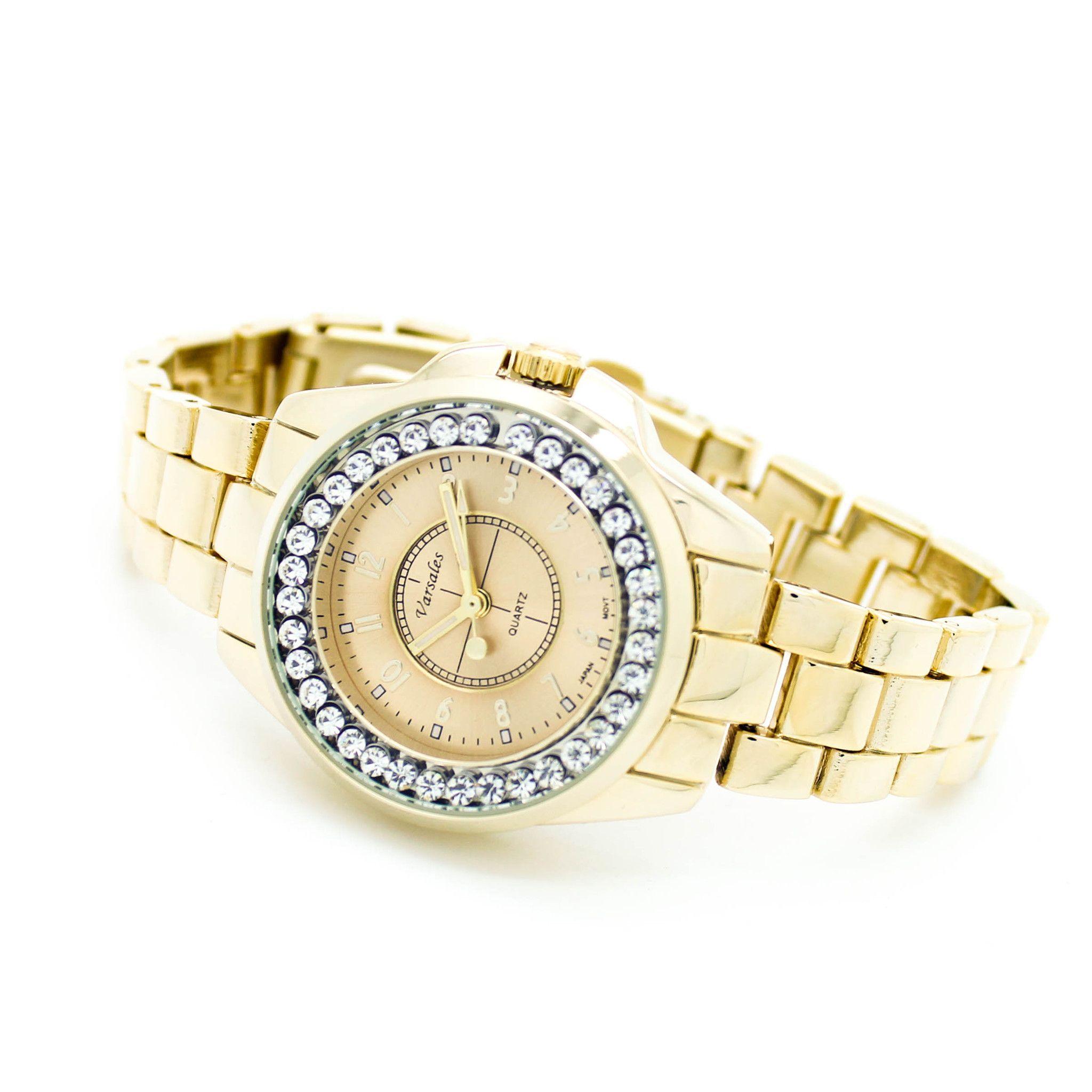 Seaport metal watch (4 colors)