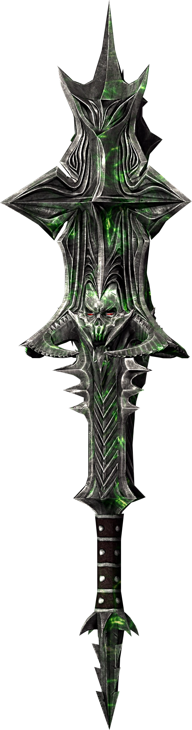 The Mace Of Molag Bal Is A Unique Mace And A Daedric Artifact Of Molag Bal In The Elder Scrolls V Skyrim The M In 2020 Skyrim Concept Art Elder Scrolls
