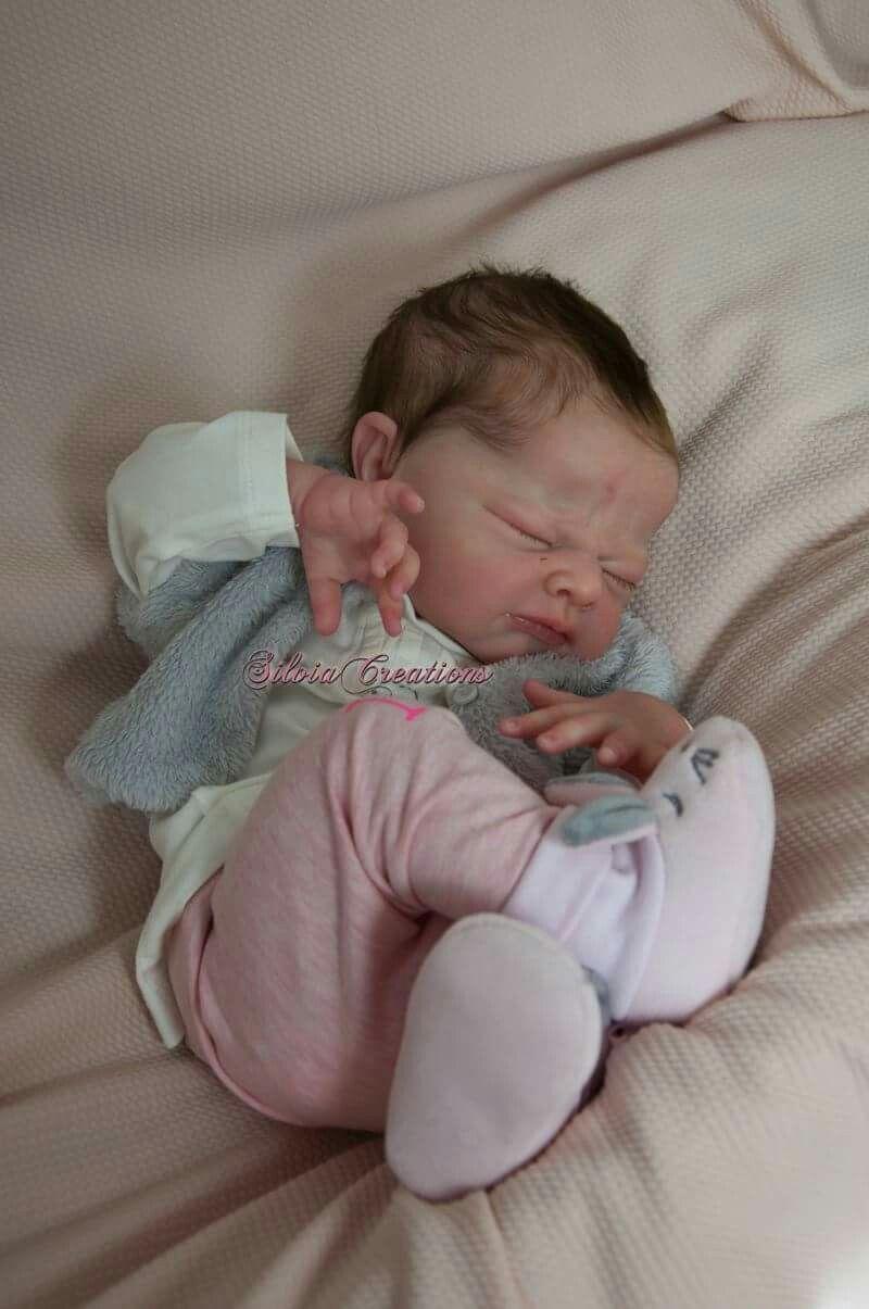 25235e354a9 Reborn baby girl | B.B | Muñecos bebé reborn, Bebes reborn de ...
