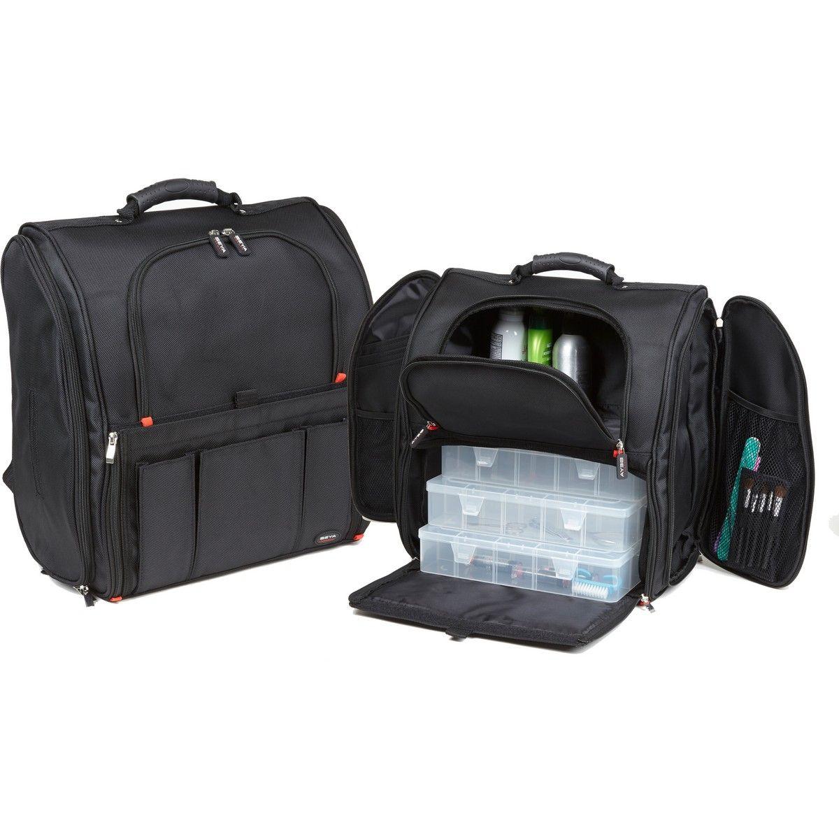 Professional Makeup Artist Storage Backpack