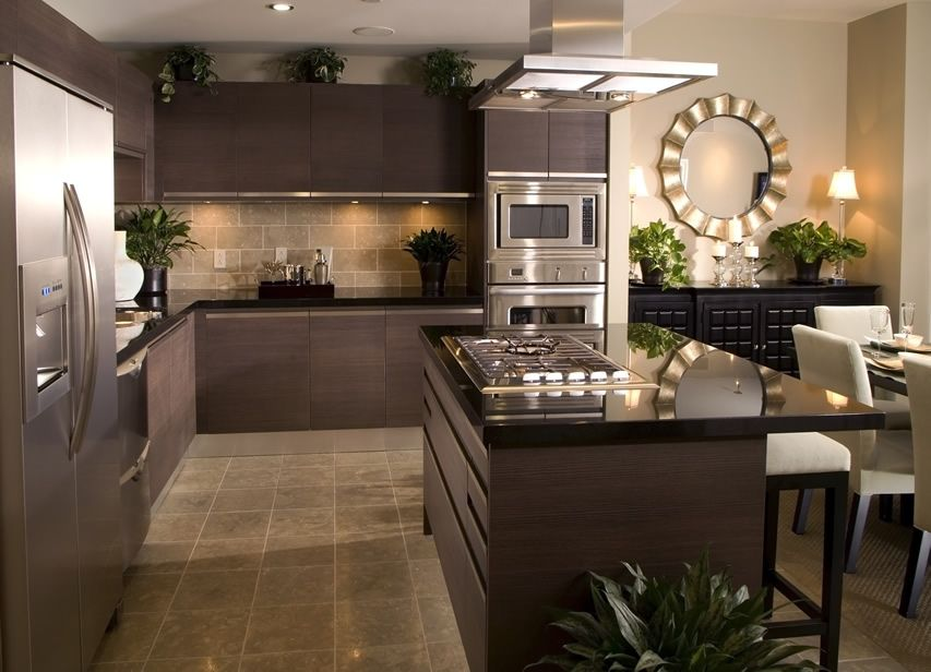 Best 77 Modern Kitchen Designs Photo Gallery Interior 640 x 480