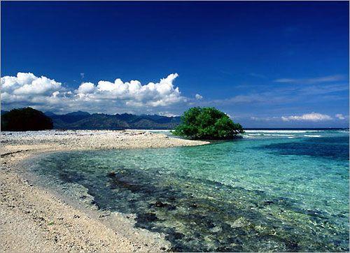 Ilha de Bali Bali é uma das 13 667 ilhas da Indonésia, bem como uma província daquele país. A capital provincial é Dempassar. A ilha abriga a quase totalidade da pequena população hindu da Indonésia e é o principal destino turístico do país. É conhecida pelas suas manifestações culturais, como a dança, a escultura, a pintura, o trabalho em couro e metais e a música. Faz parte de um arquipélago com quinhentas e quarenta e sete ilhas distribuídas em nove grandes grupos.