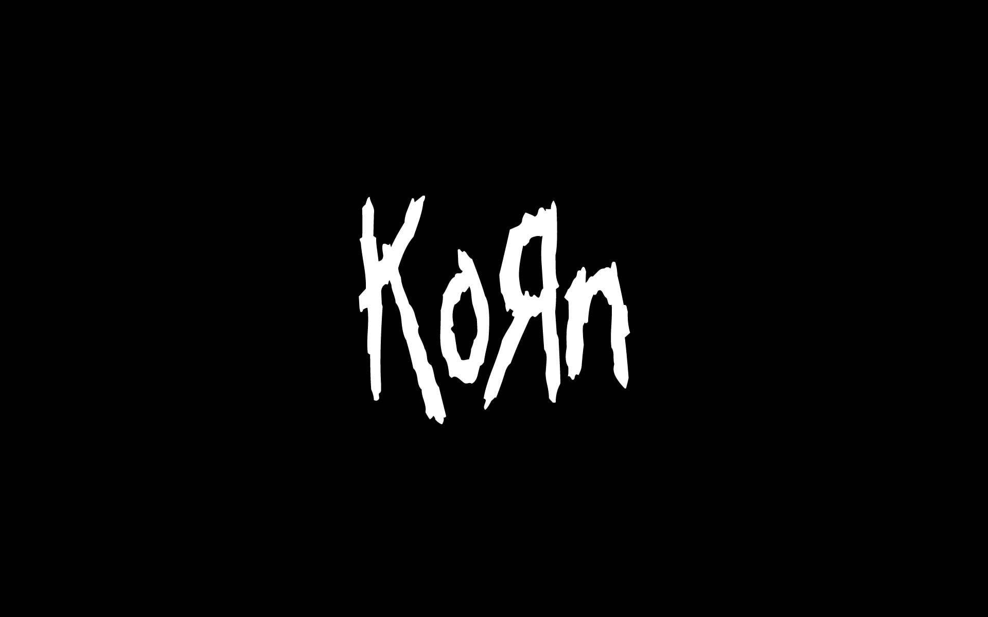 Korn Bw Black Hd Black Music Bw Korn 1080p Wallpaper Hdwallpaper Desktop Korn Music Music Wallpaper