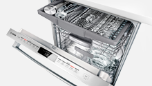 Bosch Dishwasher With Third Rack Bosch Dishwashers Best Dishwasher Bosch Appliances