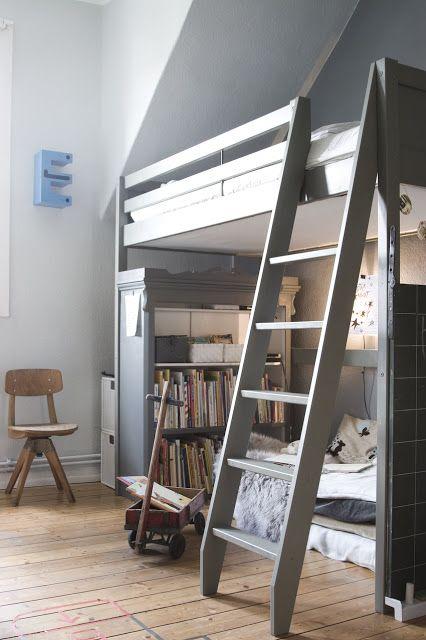 hochbett hochbetten f r kinder und jugendliche pinterest hochbetten kinderzimmer und. Black Bedroom Furniture Sets. Home Design Ideas