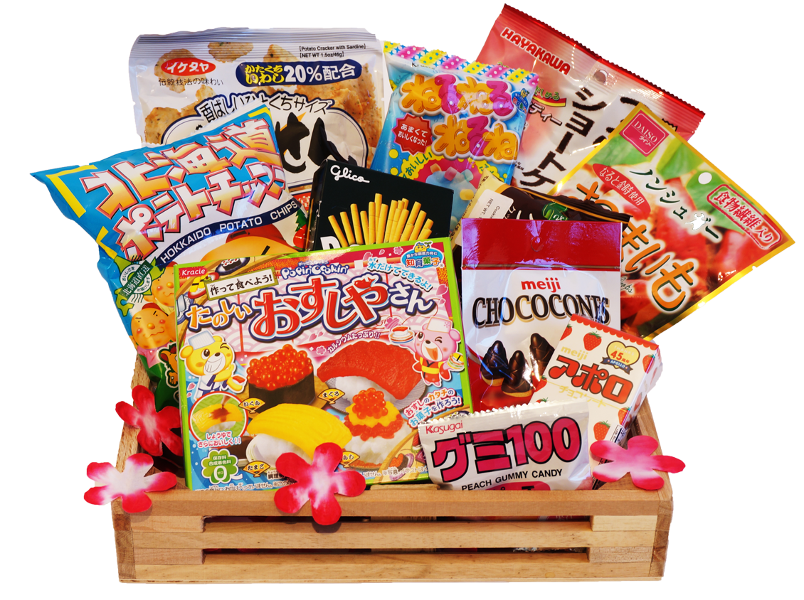 Our august crate of crazy japanese candy and snacks some of the our august crate of crazy japanese candy and snacks some of the contents include a solutioingenieria Images
