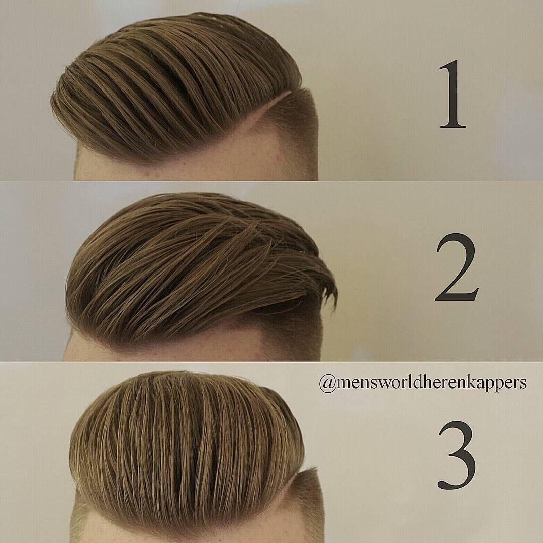 Mens haircut pompadour menus world herenkappers mensworldherenkappers u fotos y vídeos