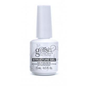 Harmony Gelish Structure Gel Brush On Gelish Structure Gel Gel Nails Soak Off Gel