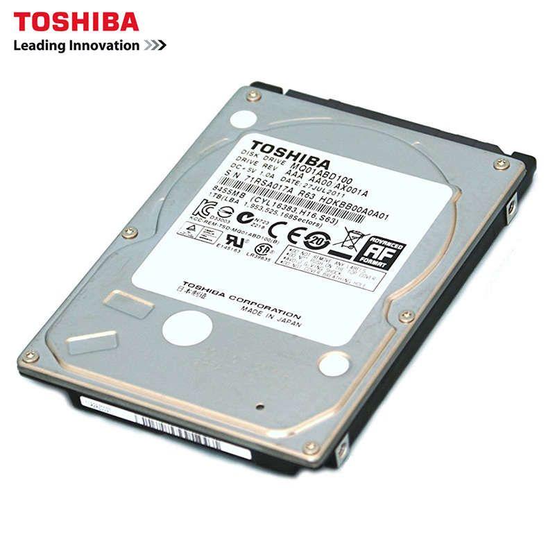 New 1tb Internal Hdd Toshiba Mq01abd100 Mq04abf100 For Laptop Toshiba Hard Disk Drive Driving
