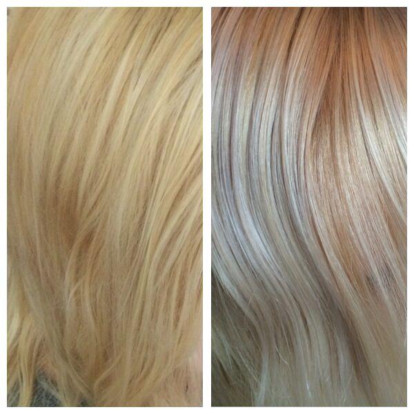 Haarfarbe rossmann grau