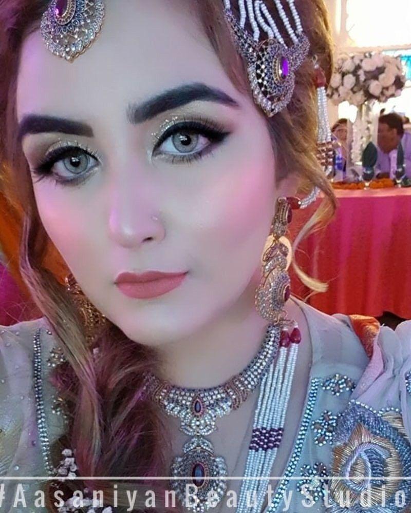 Makeup Pakistani Bridal Makeup Bridal Hair Decorations