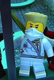 Lego Ninjago Season 3 Episode 5 Enter The Digiverse  Pythor the