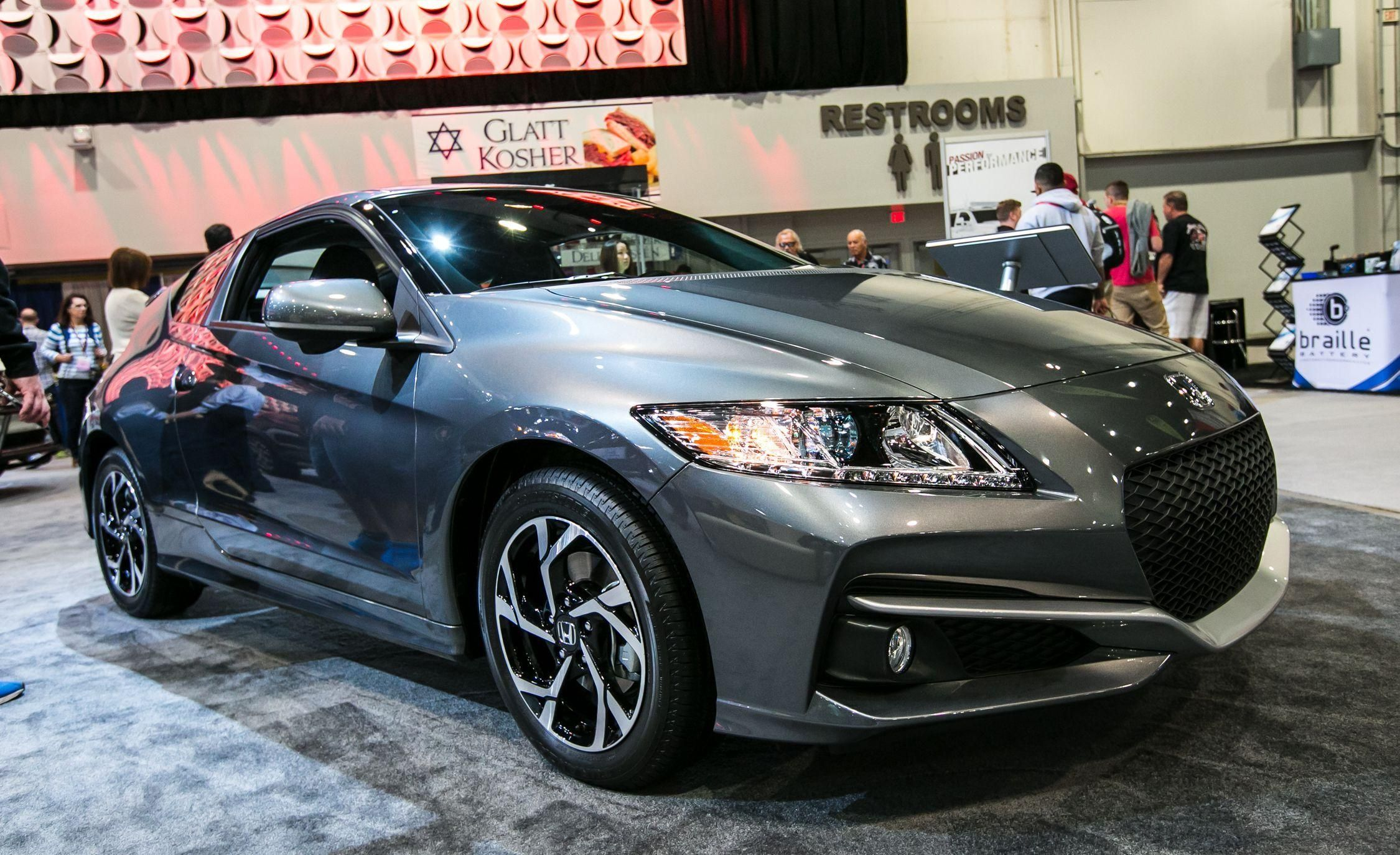2018 Honda Cr Z Rendered May Ditch Hybrid For New Turbo News In
