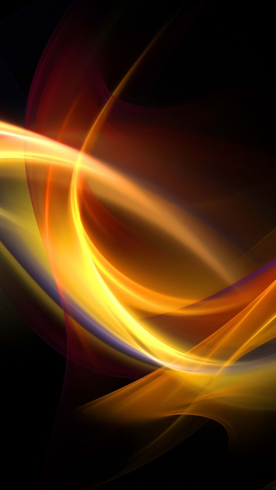 Wallpaper Of Abstract Yellow Blue Android Hd Pics Iphone Abstract Wallpaper Abstract Orange Wallpaper
