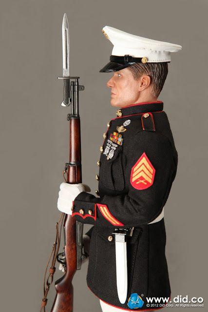 Evening Wear Dress Uniform USMC