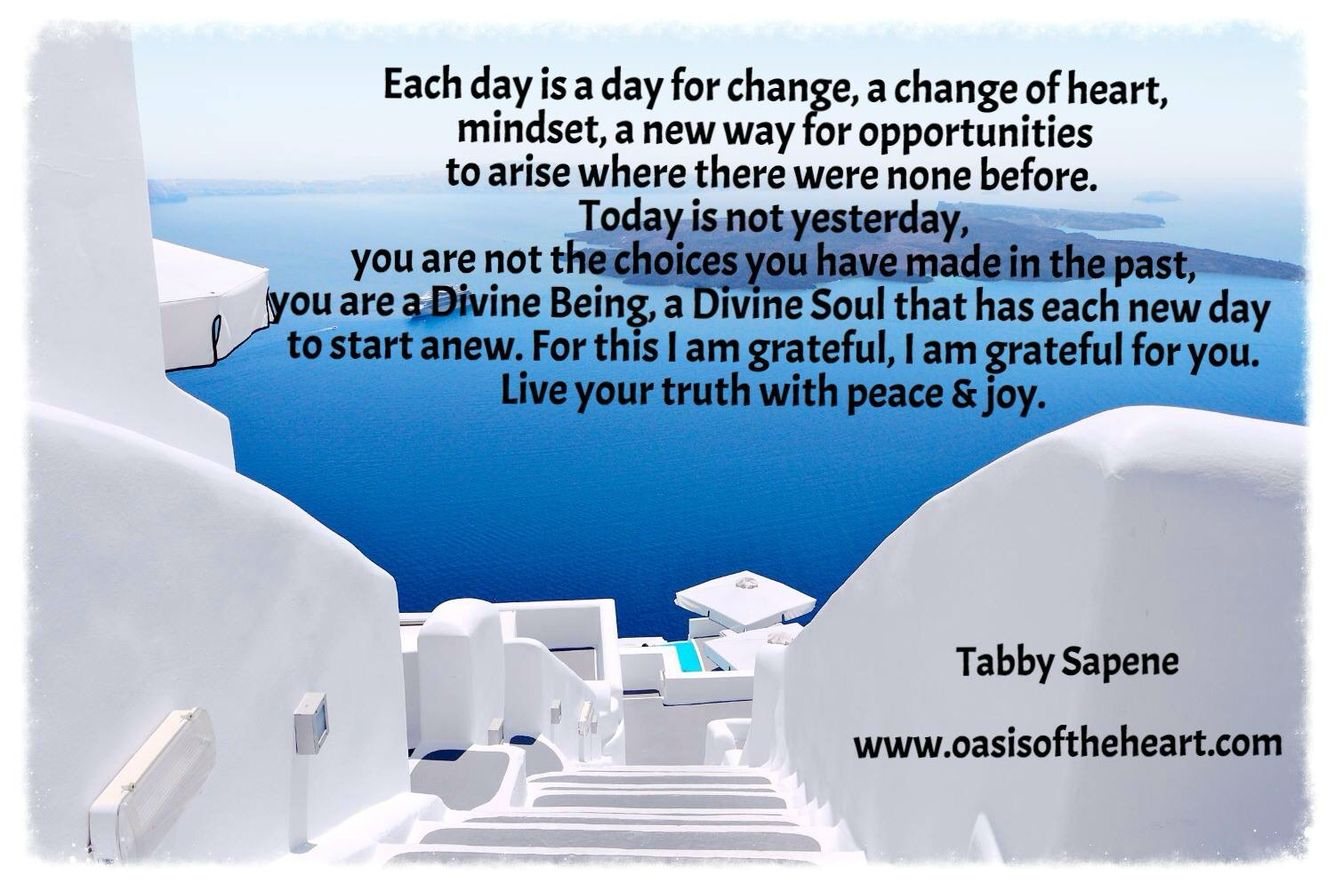 Pin by oasis of the heart llc on affirmations change of