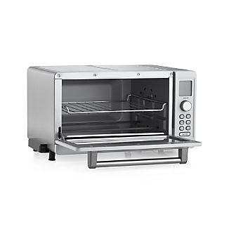 Cuisinart Convection Toaster Oven Broiler Reviews Crate And Barrel Convection Toaster Oven Toaster Oven Convection