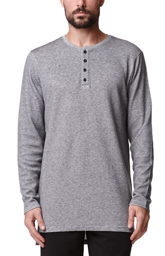 dad7f87d2 On The Byas comes with a comfortable men s thermal t-shirt found at PacSun.