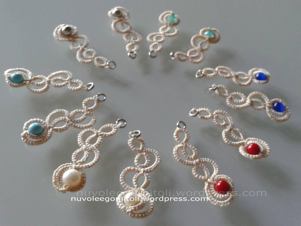 Orecchini Goccia Uncinetto Schema Cerca Con Google Jewelry