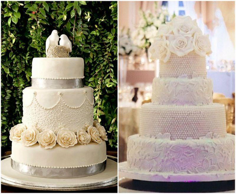 Bolos de casamento | Clássico Noivas