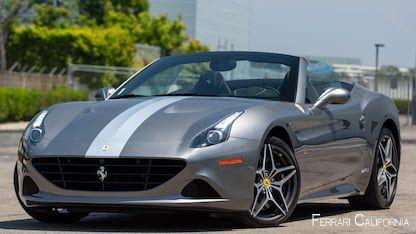 The Ferrari California Price $197000 # ...