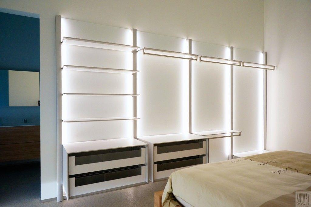 Inrichting slaapkamer modern. Deze moderne dressing inrichting past ...